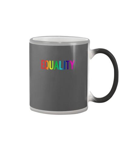 LGBT Equality 2018 - T Shirt