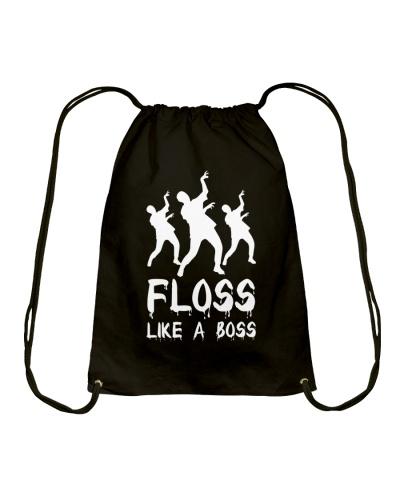 Floss Like A Boss Zombie Dancing Flossing Dance