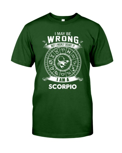 I may be wrong but I highly doubt it - Scorpio