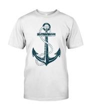 The Sailor Anchor Premium Fit Mens Tee thumbnail