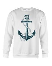 The Sailor Anchor Crewneck Sweatshirt thumbnail