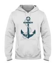 The Sailor Anchor Hooded Sweatshirt thumbnail