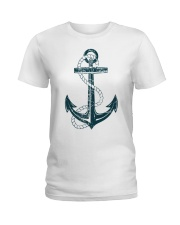 The Sailor Anchor Ladies T-Shirt thumbnail