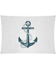 """The Sailor Anchor Wall Tapestry - 36"""" x 26"""" thumbnail"""
