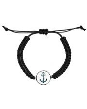 The Sailor Anchor Cord Circle Bracelet thumbnail