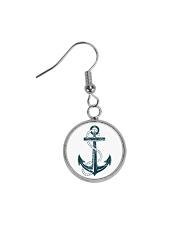 The Sailor Anchor Circle Earrings thumbnail