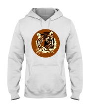 Tiger T-shirt Hooded Sweatshirt front
