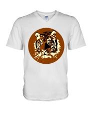 Tiger T-shirt V-Neck T-Shirt thumbnail