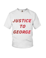Justice for George Tshirt Youth T-Shirt thumbnail