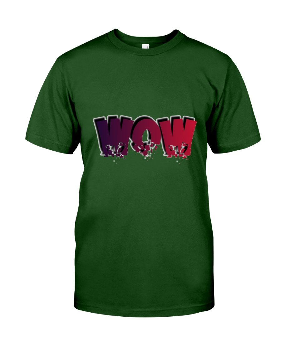 WOW Classic T-Shirt Classic T-Shirt