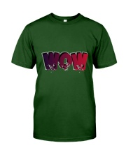WOW Classic T-Shirt Classic T-Shirt front
