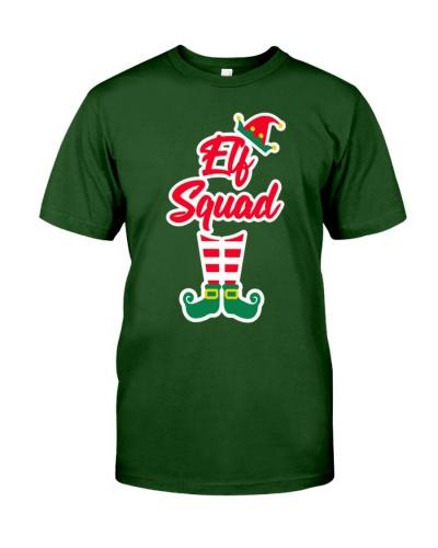 10Cute Elf Squad Christmas