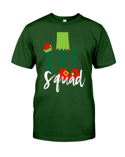 48Elf Squad TShirt Funny Christmas