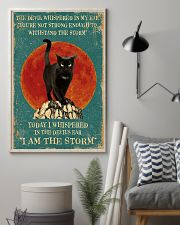 Cat I Am Storm 11x17 Poster lifestyle-poster-1