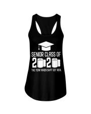Senior Class of 2020 Toilet Paper T-shirt Ladies Flowy Tank thumbnail