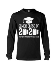 Senior Class of 2020 Toilet Paper T-shirt Long Sleeve Tee thumbnail