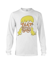 That Bitch Carole T-shirt Long Sleeve Tee tile