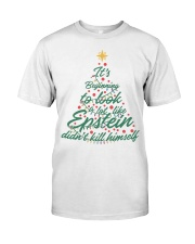 It's beginning to look a lot like Epstein shirt Classic T-Shirt thumbnail