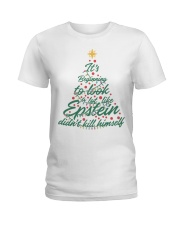 It's beginning to look a lot like Epstein shirt Ladies T-Shirt thumbnail