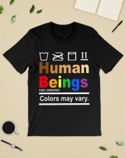 Human Beings Colors may vary shirt Classic T-Shirt lifestyle-mens-crewneck-front-19