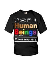 Human Beings Colors may vary shirt Youth T-Shirt thumbnail