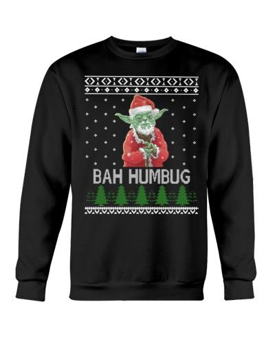 Yoda BAH Humbug Ugly Xmas shirt