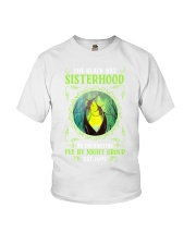 The black hat sisterhood fly by night group est  Youth T-Shirt thumbnail
