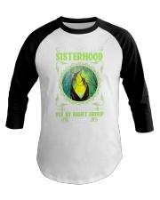 The black hat sisterhood fly by night group est  Baseball Tee thumbnail
