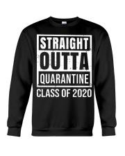 Straight Outta Quarantine Class of 2020 T-shirt Crewneck Sweatshirt thumbnail