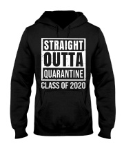 Straight Outta Quarantine Class of 2020 T-shirt Hooded Sweatshirt tile