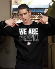 We Are Thomasville Crewneck Sweatshirt apparel-crewneck-sweatshirt-lifestyle-04