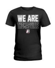 We Are Thomasville Ladies T-Shirt tile