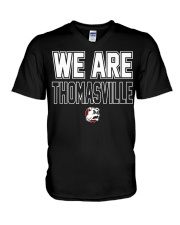 We Are Thomasville V-Neck T-Shirt tile