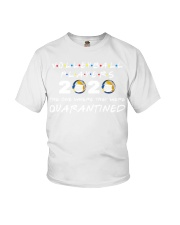 Volleyball Player 2020 The one where they were  Youth T-Shirt thumbnail
