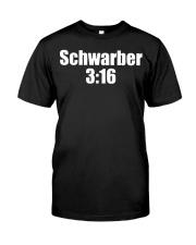 SCHWARBER 3:16 Classic T-Shirt thumbnail