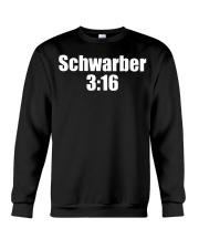 SCHWARBER 3:16 Crewneck Sweatshirt front