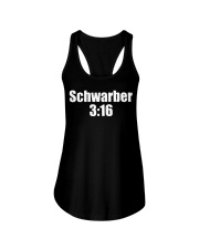 SCHWARBER 3:16 Ladies Flowy Tank tile