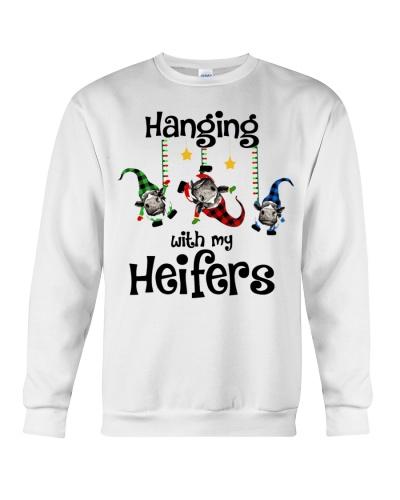 Hanging with my Heifers gnomies Christmas