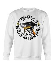 Senior class of 2020 the class that made history  Crewneck Sweatshirt thumbnail
