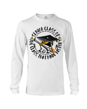Senior class of 2020 the class that made history  Long Sleeve Tee thumbnail