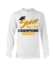 Senior skip day champions class of 2020 orange Long Sleeve Tee thumbnail