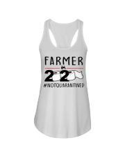 Farmer 2020 not quarantined T-shirt Ladies Flowy Tank thumbnail