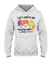 I Put A Spell On You To Stay 6ft Away Hocus  Hooded Sweatshirt thumbnail
