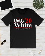 Betty White 2020 Keep America Golden shirt Classic T-Shirt lifestyle-mens-crewneck-front-17