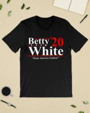 Betty White 2020 Keep America Golden shirt Classic T-Shirt lifestyle-mens-crewneck-front-19