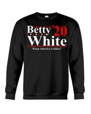 Betty White 2020 Keep America Golden shirt Crewneck Sweatshirt thumbnail