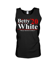 Betty White 2020 Keep America Golden shirt Unisex Tank thumbnail