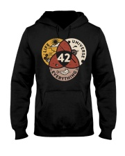42 The Answer To Life The Universe And Everything Hooded Sweatshirt thumbnail