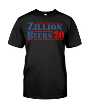 Zillion Beers 2020 shirt Classic T-Shirt front