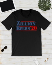 Zillion Beers 2020 shirt Classic T-Shirt lifestyle-mens-crewneck-front-17